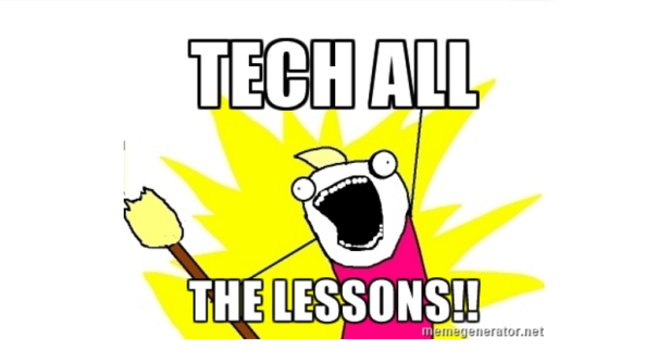 tech-all-the-lessons